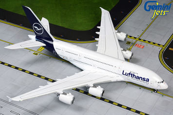 GeminiJets 1:400 Lufthansa Airbus A380 picture