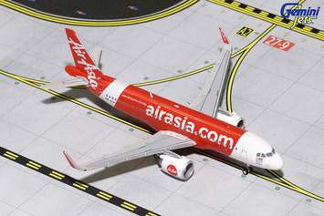 GeminiJets 1:400 AirAsia Airbus A320neo picture