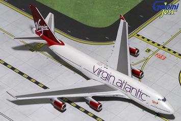GeminiJets 1:400 Virgin Atlantic Boeing 747-400 picture