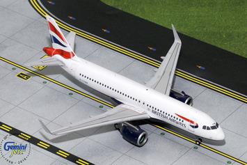 Gemini200 British Airways Airbus A320neo picture