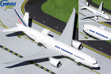 Gemini200 Air France Cargo Boeing 777F (Optional Doors Open/Closed Config) picture
