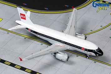 """GeminiJets 1:400 British Airways Airbus A319 """"BEA Retro"""" picture"""