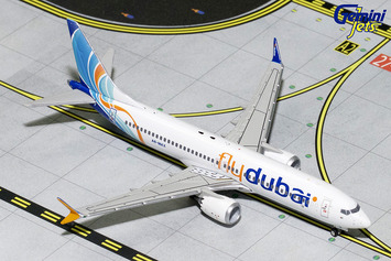 GeminiJets 1:400 flydubai Boeing 737 MAX 8 picture