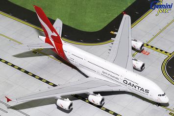 GeminiJets 1:400 Qantas Airbus A380-800 picture