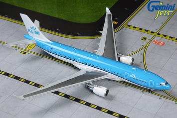 GeminiJets 1:400 KLM Airbus A330-200 picture