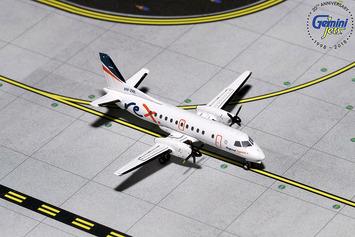 GeminiJets 1:400 REX Regional Express Saab 340B picture