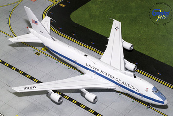 Gemini200 U.S. Air Force Boeing E-4B 73-1676 picture