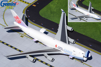 Gemini200 China Airlines Cargo 747-400F B-18710 (Optional Doors Open/Closed Config) picture