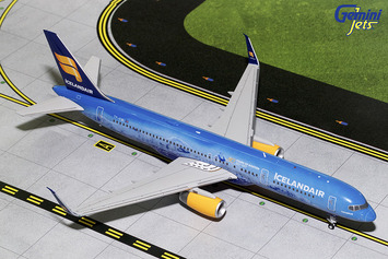 "Gemini200 Icelandair Boeing 757-200 ""80th Anniversary"" picture"