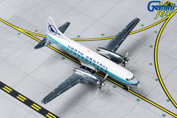 GeminiJets 1:400 North Central Airlines Convair 580 picture