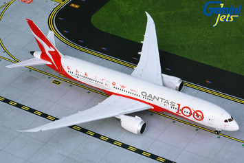 """Gemini200 Qantas Boeing 787-9 Dreamliner """"Qantas 100"""" picture"""