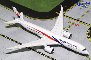 GeminiJets 1:400 Malaysia Airlines Airbus A350-900 picture