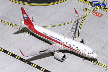 GeminiJets 1:400 Sichuan Airlines Airbus A320neo picture