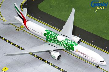 "Gemini200 Emirates Boeing 777-300ER ""Green Expo 2020"" picture"