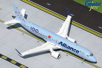 """Gemini200 Alliance Airlines Embraer 190 """"Air Force Centenary"""" picture"""