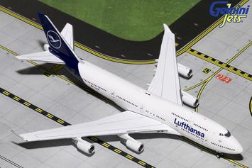GeminiJets 1:400 Lufthansa Boeing 747-400 (New Livery) picture