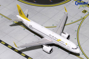 GeminiJets 1:400 Royal Brunei Airbus A320neo picture