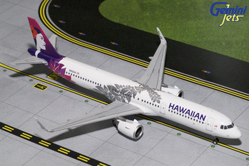 Gemini200 Hawaiian Airlines Airbus A321neo picture