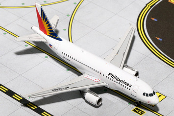 GeminiJets 1:400 Philippine Airlines A319 picture