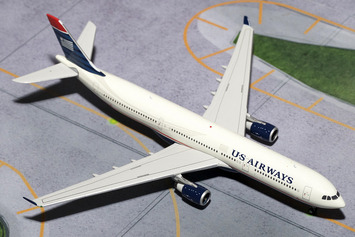 GeminiJets 1:400 US Airways A330-300 picture