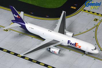 GeminiJets 1:400 FedEx Boeing 757-200F picture