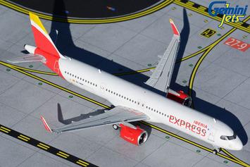 GeminiJets 1:400 Iberia Express Airbus A321neo picture