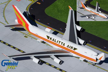 Gemini200 Kalitta Air Boeing 747-400F (Optional Doors Open/Closed Config) picture