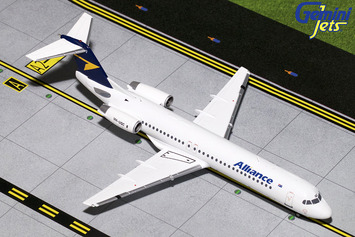 Gemini200 Alliance Airlines Fokker 100 picture