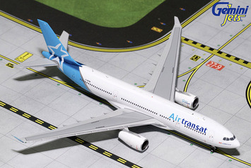 GeminiJets 1:400 Air Transat Airbus A330-200 picture