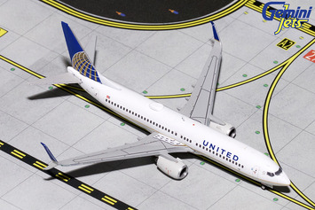 GeminiJets 1:400 United Airlines Boeing 737-800 picture