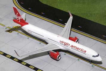 Gemini200 Virgin America Airbus A321neo picture