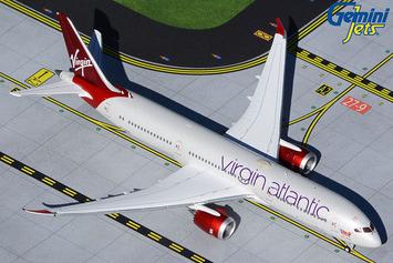 GeminiJets 1:400 Virgin Atlantic Boeing 787-9 Dreamliner picture