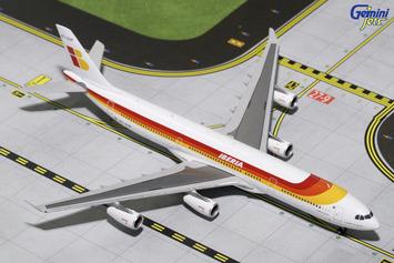 GeminiJets 1:400 Iberia A340-300 picture