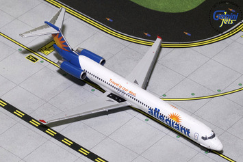 "GeminiJets 1:400 Allegiant Air MD-82 ""Final Flight"" picture"