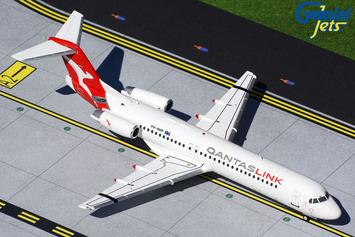 Gemini200 QantasLink Fokker 100 picture