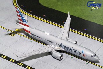 Gemini200 American Airlines Boeing 737 MAX 8 picture