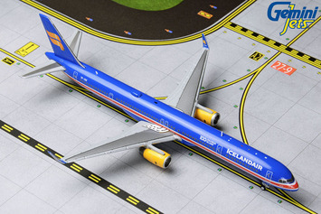 "GeminiJets 1:400 Icelandair Boeing 757-300 ""100 Years of Independence"" picture"