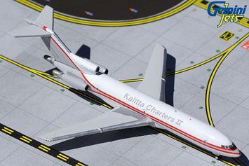 GeminiJets 1:400 Kalitta Charters II Boeing 727-200F picture