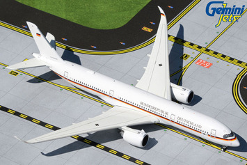 GeminiMACS 1:400 German Air Force Airbus A350-900 VIP Config picture