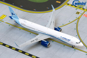 GeminiJets 1:400 Interjet Airbus A321neo picture
