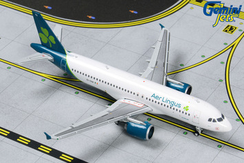 GeminiJets 1:400 Aer Lingus Airbus A320-200 picture