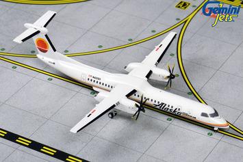 "GeminiJets 1:400 Alaska Airlines Bombardier Dash 8Q-400 ""Horizon Air Retro"" picture"