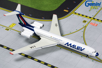 GeminiJets 1:400 Malev Hungarian Airlines IL-62M picture