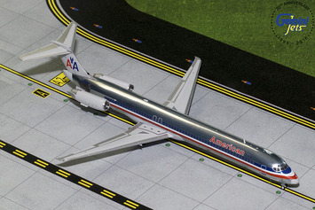 Gemini200 American Airlines MD-83 picture