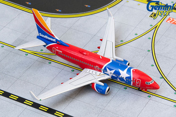 "GeminiJets 1:400 Southwest Airlines Boeing 737-700 ""Tennessee One"" picture"