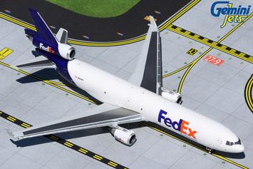 GeminiJets 1:400 FedEx MD-11F N604FE picture