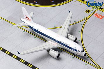 "GeminiJets 1:400 American Airlines Airbus A319 ""Allegheny Heritage"" picture"