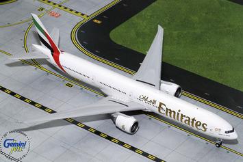 """Gemini200 Emirates Boeing 777-300ER """"New Expo 2020"""" picture"""