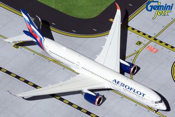 GeminiJets 1:400 Aeroflot Airbus A350-900 picture