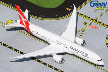 GeminiJets 1:400 Qantas Boeing 787-9 Dreamliner picture